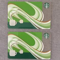 Starbucks Card Green Coffee Mug Bangkok Thailand