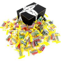 [poledit] Black Tie Mercantile Chuckles Original Jelly Candy, 2 lb Bag in a BlackTie Box (/14703500