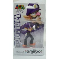 Nintendo Switch - Wii U - 3DS - Amiibo Super Mario Series Waluigi