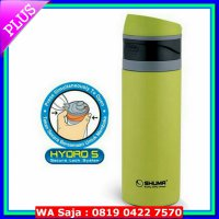 SHUMA 400 mL Botol Termos Air Panas Dingin Sport Stylish Vacuum Bottle