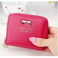 Mini Ribbon Wallet / Dompet Wanita Import / Jims Honey