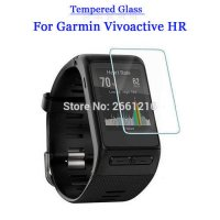 [globalbuy] For Garmin Vivoactive HR Smart Watch Tempered Glass 9H 2.5D Premium Screen Pro/5348040