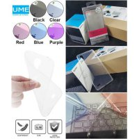 Ume Ultrathin Air Case 0.3mm Oppo Mirror 5 Silicone TPU Case Transparan Bening