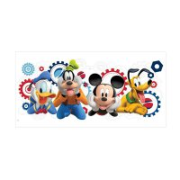 Disney Mickey Mouse Clbhse Capers Gnt Wall Decal Sticker Dinding