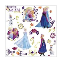 Disney Frozen Spring Stiker Wall Decal