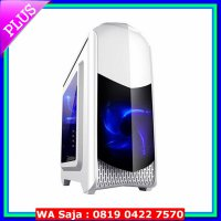 (Casing Komputer) Digital Alliance N10 Casing for Gaming PC - White