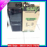 [Promo Hari Ini] CASING PC SIMBADDA SIM-V 2915 POWER SUPPLY Resmi Simbadda