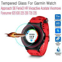 [globalbuy] Tempered Glass For Garmin Watch Approach S6 Fenix 3 Vivoactive Acetate Vivomov/5183513