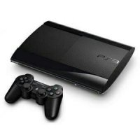 Playstation 3 Super Slim + Hdd 320gb + Free Games Full
