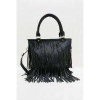 Rinda Tote Bag-Black