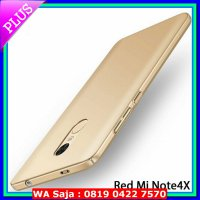 (Sale) Case Xiaomi Redmi Note 4x / 4 Pro SNAPDRAGON Casing BackCase hp Covers