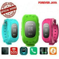 Jual [Smart Choice] Smartwatch Q50 GPS Tracker for Kids / GP Limited