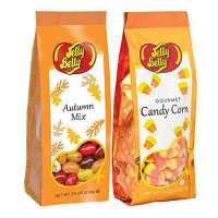 [poledit] Jelly Belly Giant Candy Corn & Autumn Mix Jelly Beans Set of 7.5 Oz Gluten Free /14702994