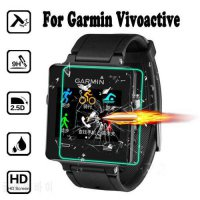 [globalbuy] For Garmin Vivoactive Smart watch screen protector 9H 28mm*20.7mm Tempered Gla/5344812