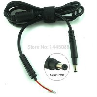 [globalbuy] DC Plug Connector Cord Cable for HP Pavilion 14 Sleekbook ENVY 4 6 Charger Ada/3466255