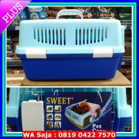 kandang kucing musang kelinci anjing Pet Carrier Cargo sweet small