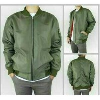 jaket pilot harrington bomber scoot army polos harga gr
