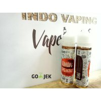 Komodo Breakfast Not So Lazy Premium Liquid by MILF 60ml KOPI VAPE
