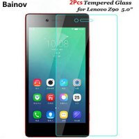 [globalbuy] Bainov 2Pcs/Lot For Lenovo VIBE Shot Tempered Glass Film Original Screen Prote/5413786