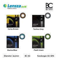 [Luxury Softlens] Omega Vibrant Softlens Warna