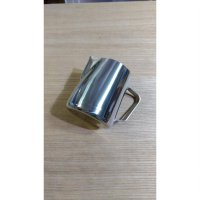 Latte art milk jug 350 ml stainless steel/ cangkir susu