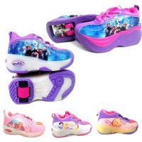 Fancy Kids Sepatu Roda Frozen, Barbie, Princess, Hello Kitty, Spiderman