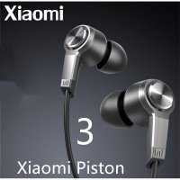 headset handsfree Xiaomi Piston 3 limited edition black gold