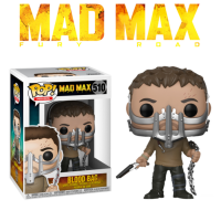 Funko POP! Mad Max Fury Road - Blood Bag (Max w/ Cage Mask) EXCLUSIVE