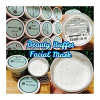 Facial Mask BEAUTY BUFFET Q10 Milk Plus whitening masker q10 scentio