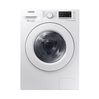 Samsung WD70M4453MW Mesin Cuci Front Loading Combo Dryer with Ecobubble - 7 kg