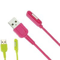 Magnetic USB Charging Cable For Sony Xperia Z3 Z2 Z1 / Z3 Z2 Compact