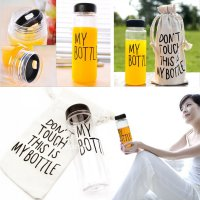 My Bottle Infused Water With Pouch ( Pocket Bag ) - Botol Minum Botol BPA Free