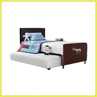 Kaur Sorong | Spring Bed | The Luxe 2in1 Mattress Primary 100x200