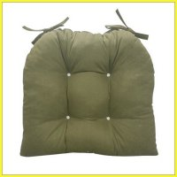 Bantal Kursi | THE Luxe Chairpad Brown