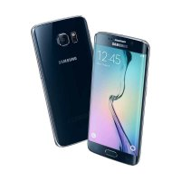 Samsung Galaxy S6 EDGE Black Smartphone