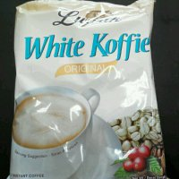 Luwak White Coffee isi 20 pcs
