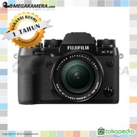 Fujifilm X-T2 / XT2 Mirrorless Digital Camera Kit 18-55mm