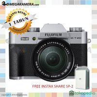 Fujifilm X-T20 kit XC 16-50mm Silver