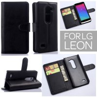Agenda Standing Leather Book LG Leon