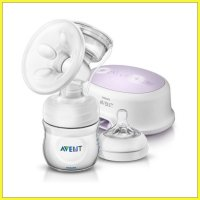 Philips Natural PP SINGLE ELECTRIC COMFORT BREAST PUMP - SCF332/01