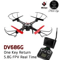 WLTOYS V686 DV686G 4CH 6-AXIS FPV REAL TIME with 2MP CAMERA RC DRONE