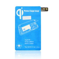 Qi Wireless Charger Charging Receiver Kit for Samsung Galaxy S5 i9600