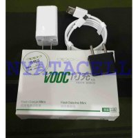 Charger Oppo 4A VOOC AK779 Original 100% /Ori Flash Charge Micro DL118