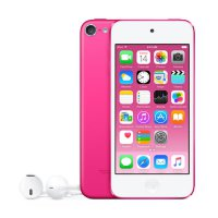 Apple Ipod Touch 6 Portable Player - Pink [32 GB]