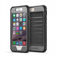 Anker Iphone 6 Ultra Protection Case (Black+gray) 4.7 A7031011