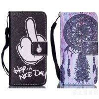 [globalbuy] Fashion Wallet PU Leather Case Cover For Apple Ipod Touch 6 Case Flip Phone Ca/5175485