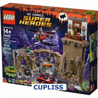 LEGO Superheroes 76052 Batman Classic TV Series - Batcave