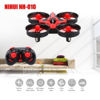DRONE NIHUI NH - 010 Mini RC Quadcopter Eachine H36 E010
