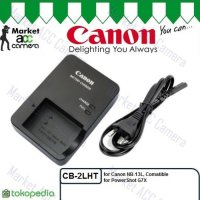 Charger Canon CB-2LHT for NB-13L (PowerShot G7X camera)