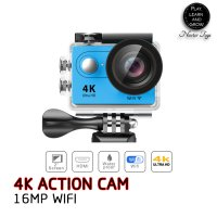 Action Camera 4K Ultra HD 16MP WIFI Sport Camera VS Kogan Gopro